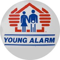 Young Alarm Logo