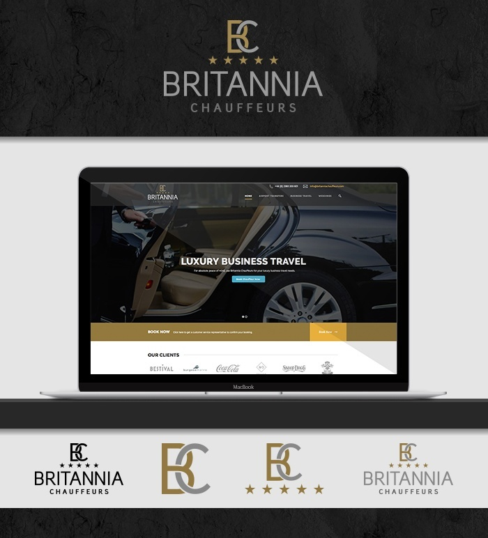 Britannia Chauffeurs Display